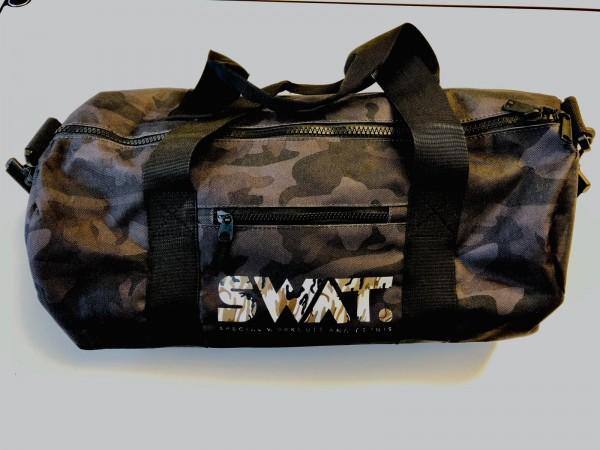 SWAT Camo Barrel Bag Tasche
