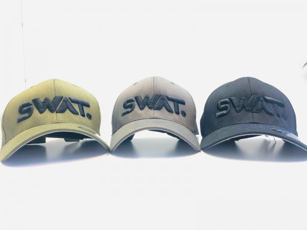 SWAT Snapback Trucker Cap