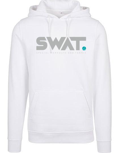 SWAT Unisex Hoodie weiß